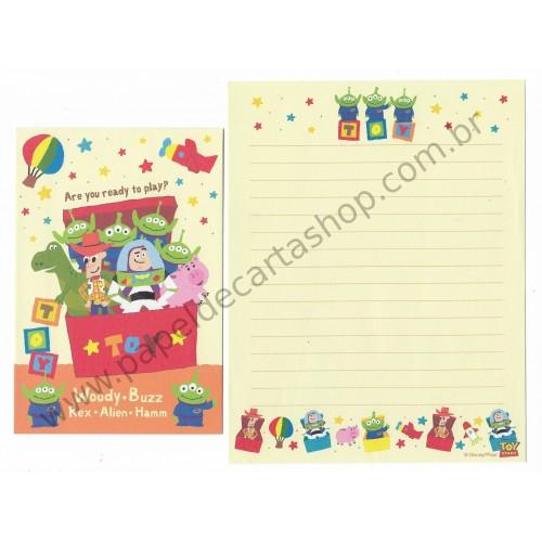 Conjunto de Papel de Carta Disney/Pixar Toy Story Toy