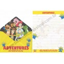 Conjunto de Papel de Carta Disney/Pixar Toy Story Adventures