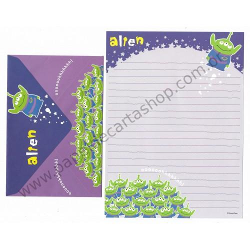 Conjunto de Papel de Carta Disney/Pixar Toy Story Alien