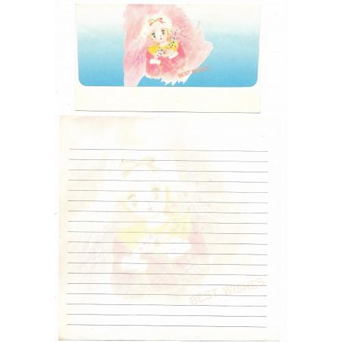 Conjunto de Papel de Carta Antigo CANDY CANDY (CBRZ)