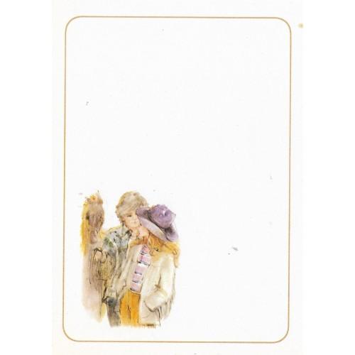 Papel de Carta Antigo Coleção Miss Sprite 03MINI C1