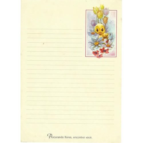 Papel de Carta AMBROSIANA 04 6-52/009