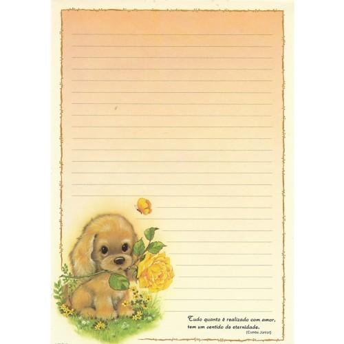 Papel de Carta AMBROSIANA 10 6-52/010