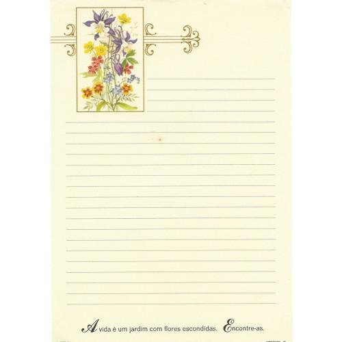Papel de Carta AMBROSIANA 04 6-52/012