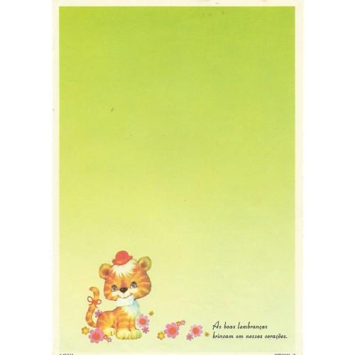 Papel de Carta AMBROSIANA 10 6-52/012