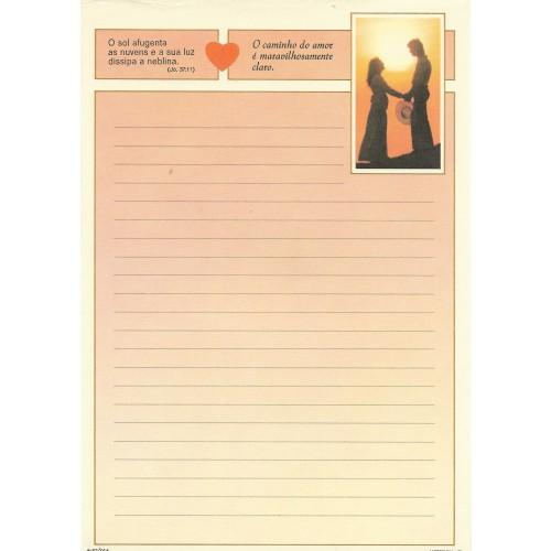 Papel de Carta AMBROSIANA 02 6-52/014