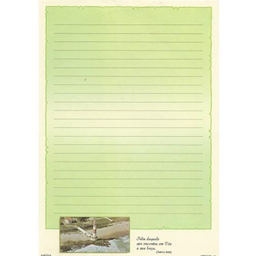 Papel de Carta AMBROSIANA 03 6-52/014