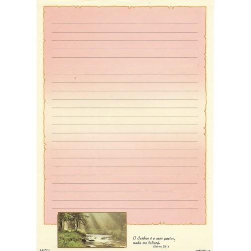 Papel de Carta AMBROSIANA 05 6-52/014