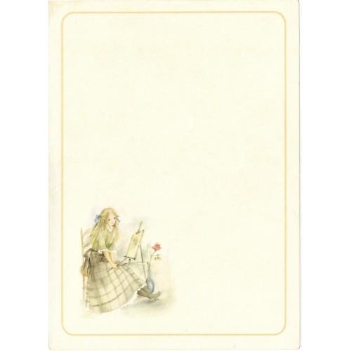 Papel de Carta Julia MINI - 01