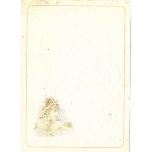 Papel de Carta Julia MINI - 02