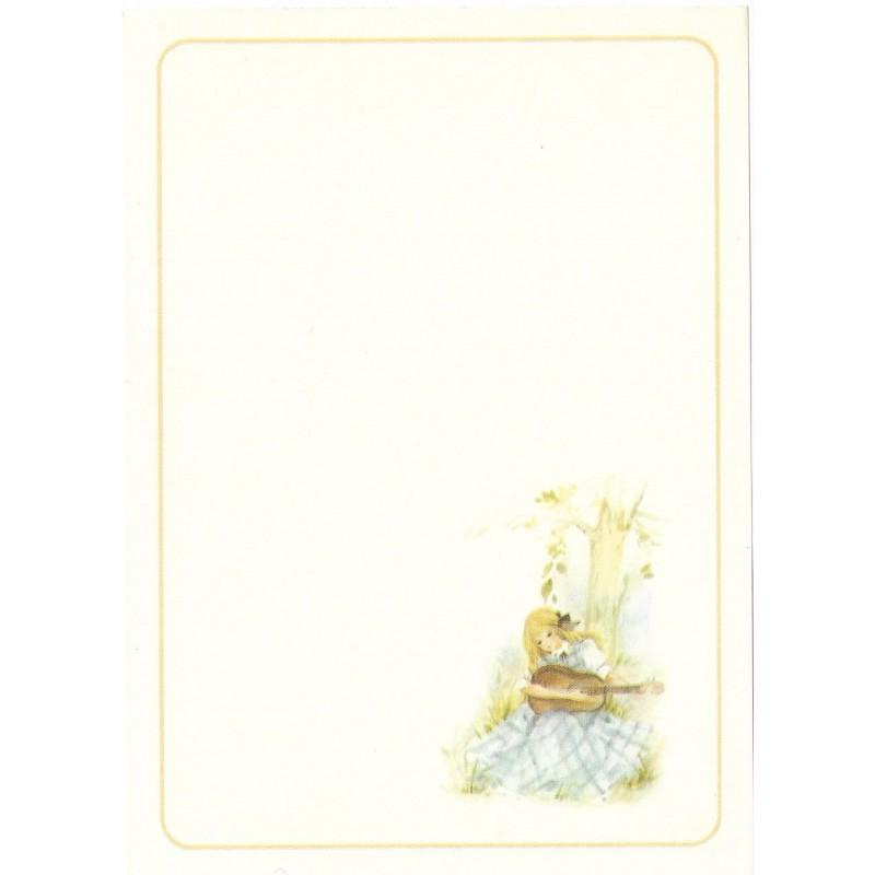 Papel de Carta Julia MINI - 03