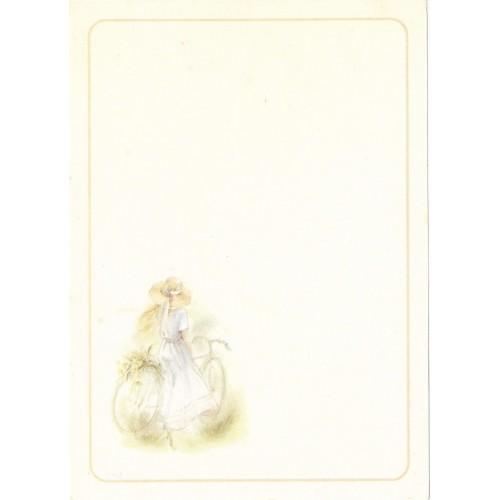 Papel de Carta Julia MINI - 05