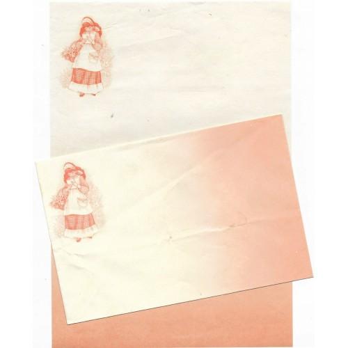 Conjunto de Papel de Carta ANTIGO Sunny & Candy Mod 1 CLA