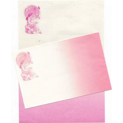 Conjunto de Papel de Carta ANTIGO Sunny & Candy Mod 2 CRS