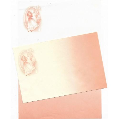 Conjunto de Papel de Carta ANTIGO Sunny & Candy Mod 3 CLA