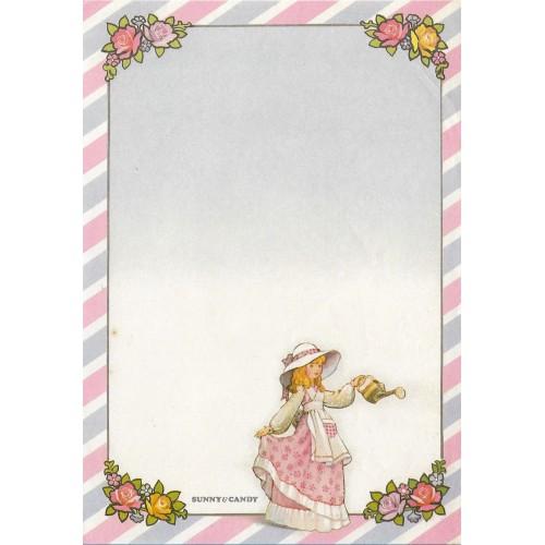 Papel de Carta AVULSO Sunny & Candy 1