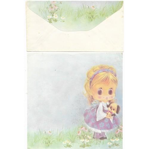 Conjunto de Papel de Carta AMBROSIANA 6-47/004