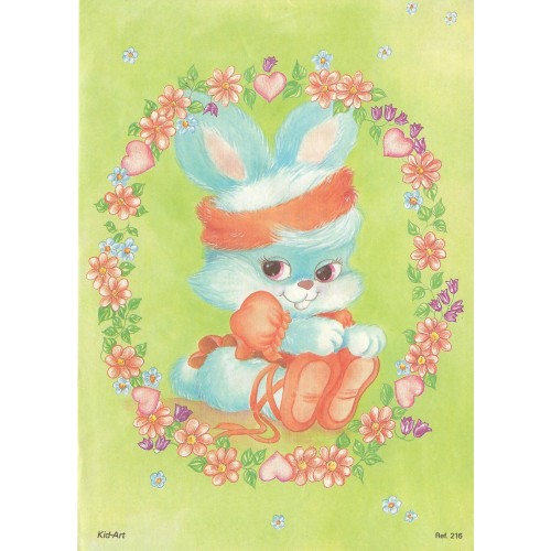 Papel de Carta ANTIGO REF. 216 Kid-Art