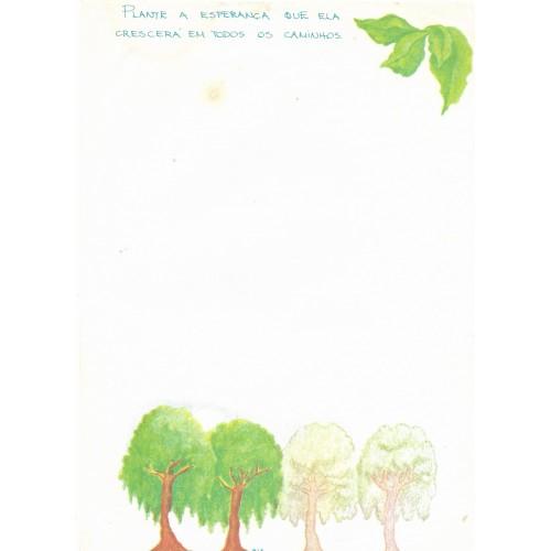 Papel de Carta Coleção BIA F05