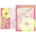 Ano 2003. Conjunto de Papel de Carta Pompompurin Since 1996 Sanrio