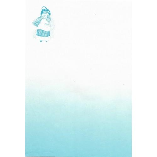 Papel de Carta ANTIGO Sunny & Candy Mod 1 CAZ