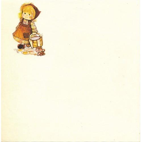 Papel de Carta Antigo Annie2