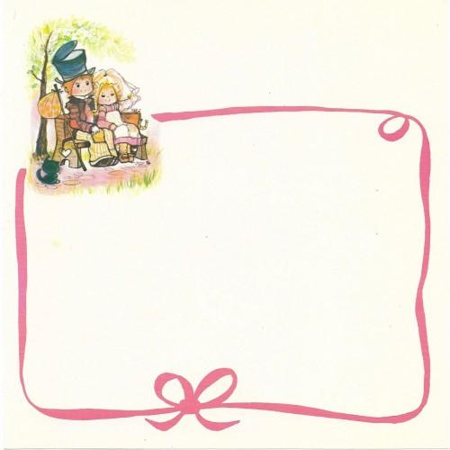 Papel de Carta Antigo Annie3