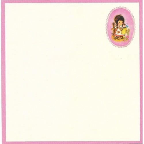 Papel de Carta Antigo Annie4