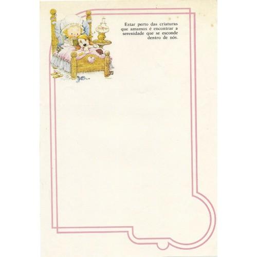 Papel de Carta AVULSO Coleção Giordano 07