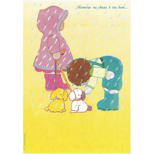 Papel de Carta Coleção Mimosinhos 617