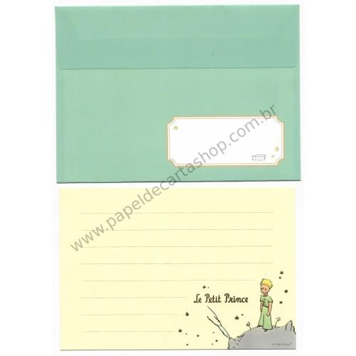Conjunto de Papel de Carta Importado Le Petit Prince CVD