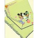 Papel de Carta Antigo Disney M&M - Best Cards