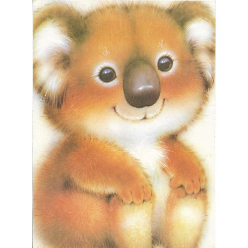 Papel de Carta ANTIGO A4 SPACK KOALA