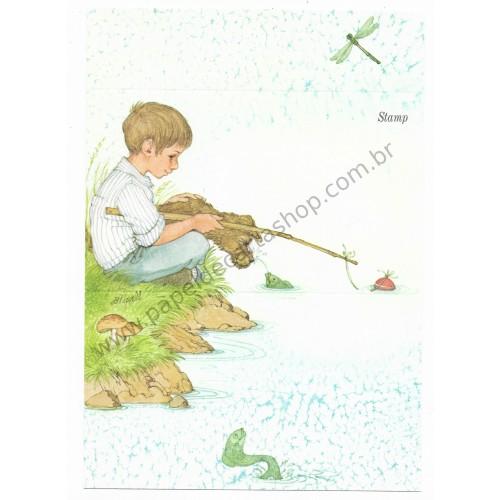 Postalete Antigo Importado Children 4 - Current