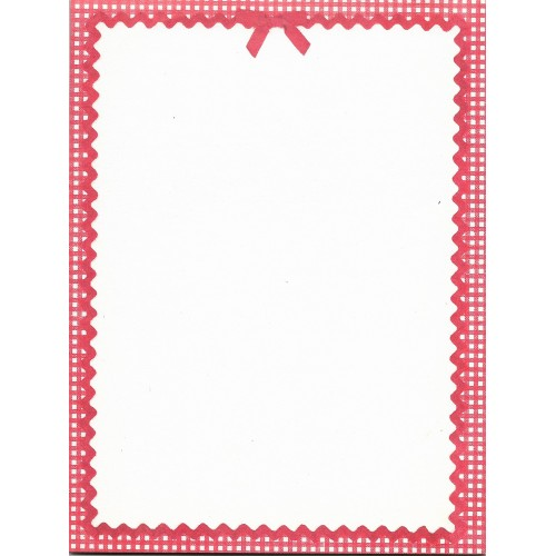 Papel de Carta AVULSO Antigo Importado Country Kitchen - Sangamon