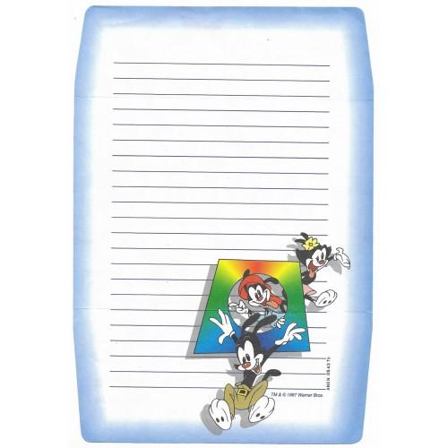 Papel de Carta Avulso TM & Warner Bros. 1997