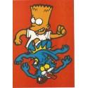 Papel de Carta ANTIGO Os Simpsons CVM