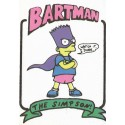 Papel de Carta ANTIGO Os Simpsons CBR Bartman