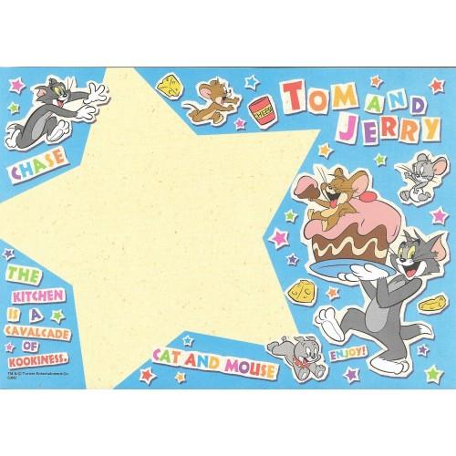 Papel de Carta Importado Tom and Jerry (s06) 1