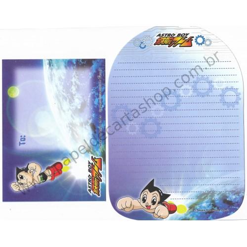 Conjunto de Papel de Carta Astro Boy SPEJ