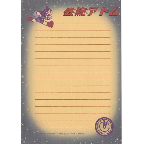 Papel de Carta Importado ASTRO BOY - TEZUKA Japan SHIN2