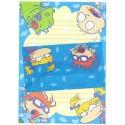Conjunto de Papel de Carta Rugrats Nickelodeon Taiwan CAZ