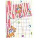 Conjunto de Papel de Carta Rugrats Nickelodeon Taiwan CVM