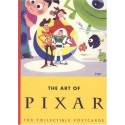The Art of Pixar - 100 Collectible Postcards