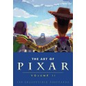 The Art of Pixar Volume II - 100 Collectible Postcards