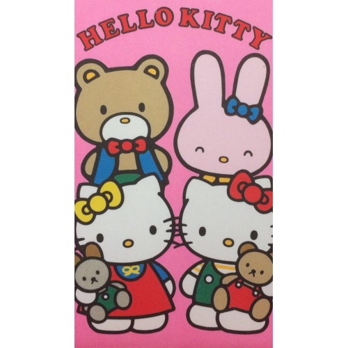 Ano 1990. Mini-Envelope Hello Kitty Sanrio CRS