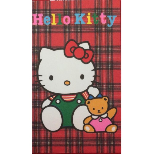 Ano 1991. Mini-Envelope Hello Kitty Sanrio CXZ