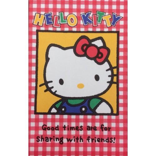 Ano 1990. Mini-Envelope Hello Kitty Sanrio CXZ