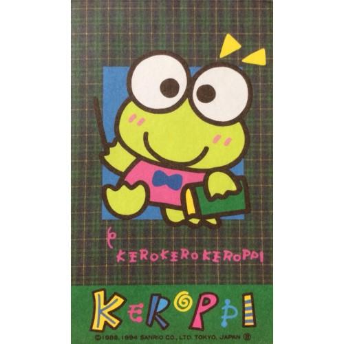 Ano 1994. Mini-Envelope KEROPPI Vintage Sanrio