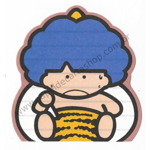 Ano 1983. Nota MEMO Goropikadon Antigo (Vintage) Sanrio